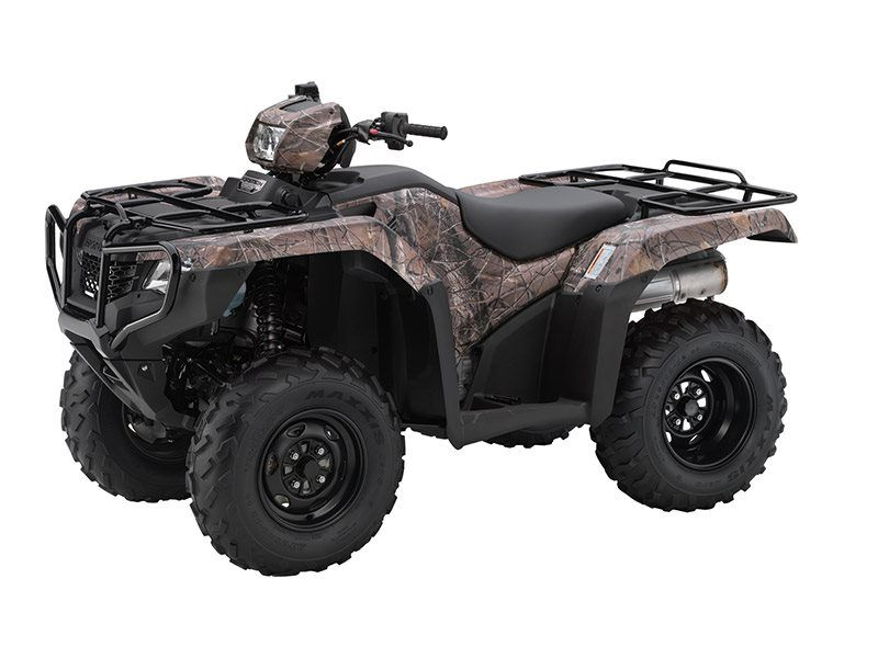 2016 Honda FourTrax® Foreman® 4x4 ES Power Steering in Gulfport, Mississippi