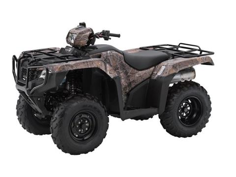 2016 Honda FourTrax® Foreman® 4x4 ES Power Steering in Bristol, Virginia