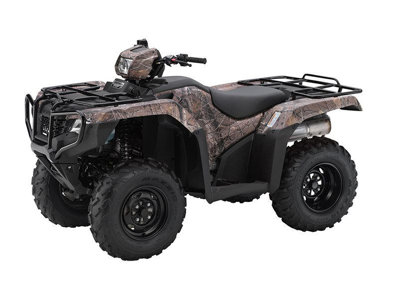 2016 Honda FourTrax® Foreman® 4x4 Power Steering in Gulfport, Mississippi