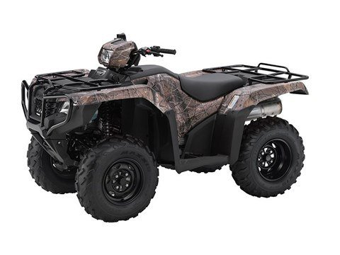 2016 Honda FourTrax® Foreman® 4x4 Power Steering in Greeneville, Tennessee