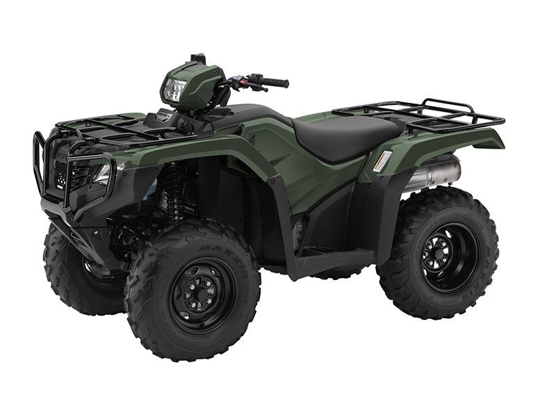 2016 FourTrax Foreman 4x4 Power Steering