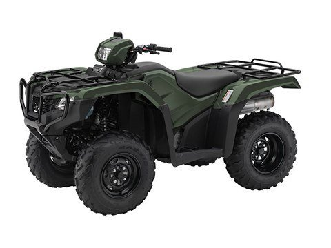 2016 Honda FourTrax® Foreman® 4x4 Power Steering in Logan, West Virginia