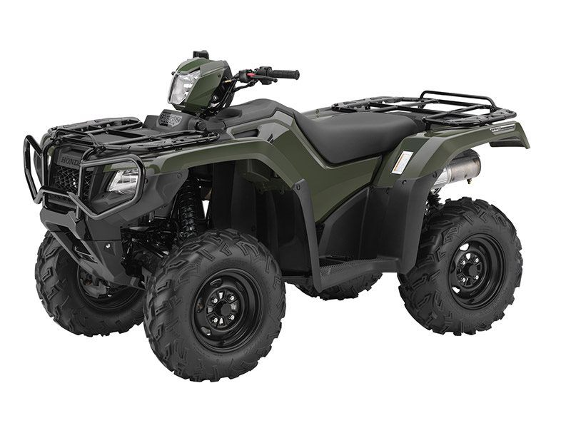 2016 Honda FourTrax® Foreman® Rubicon® 4x4 in Gulfport, Mississippi