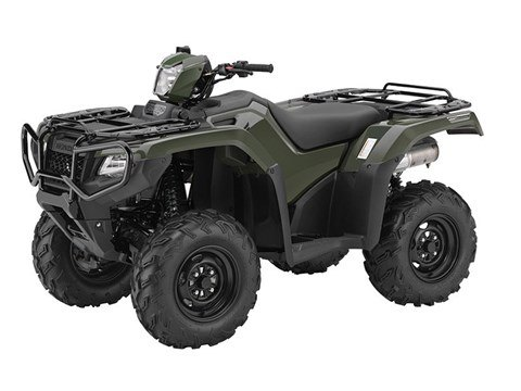 2016 Honda FourTrax® Foreman® Rubicon® 4x4 in Bristol, Virginia
