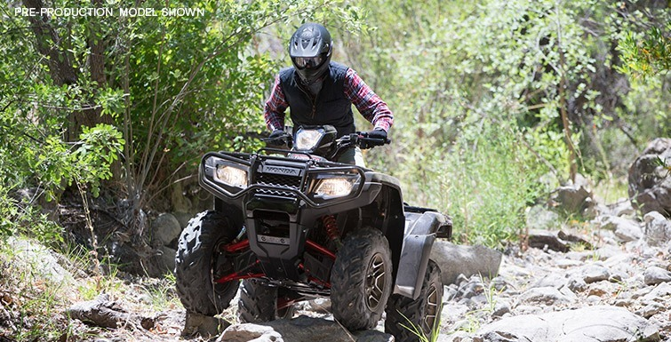 2016 Honda FourTrax® Foreman® Rubicon® 4x4 Automatic DCT in Greenwood Village, Colorado