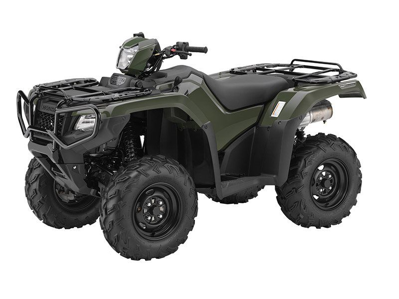 2016 Honda FourTrax Foreman Rubicon 4x4 Automatic DCT