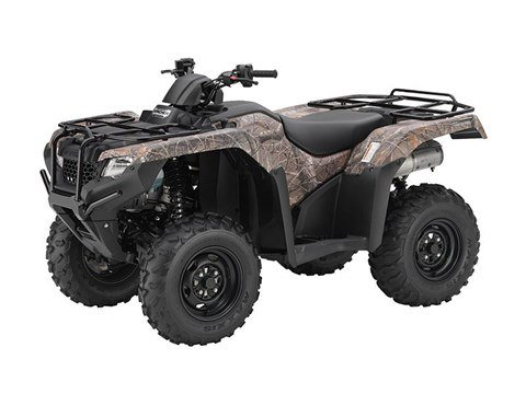 2016 Honda FourTrax® Foreman® Rubicon® 4x4 Automatic DCT EPS in Lafayette, Louisiana