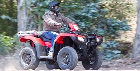 2016 Honda FourTrax Foreman Rubicon 4x4 Automatic DCT EPS in Tarentum, Pennsylvania