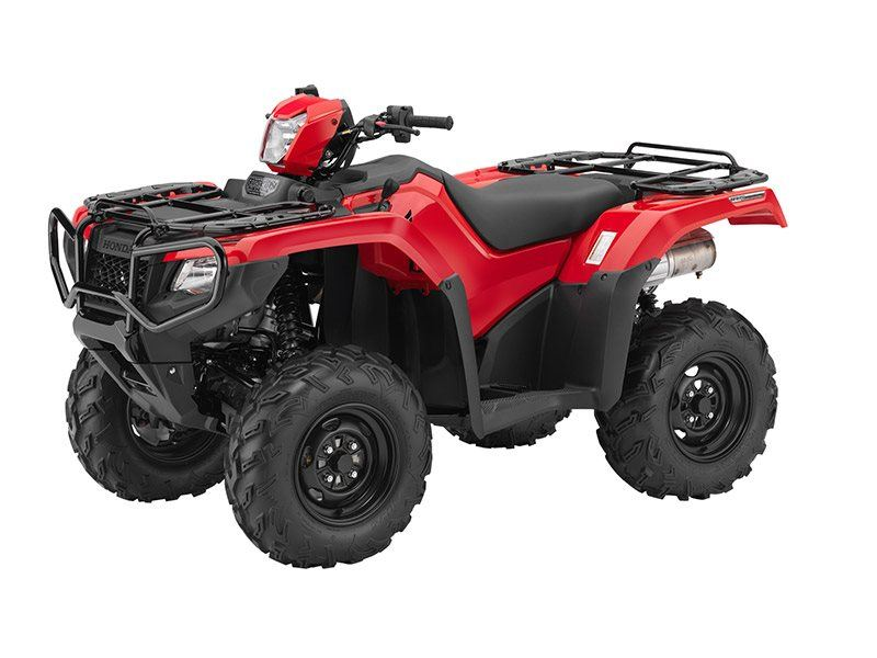 2016 Honda FourTrax® Foreman® Rubicon® 4x4 Automatic DCT EPS in Muskogee, Oklahoma