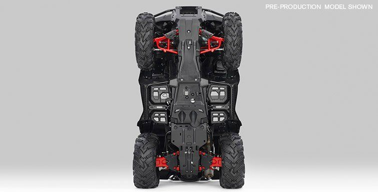 2016 Honda FourTrax Foreman Rubicon 4x4 EPS in Tarentum, Pennsylvania