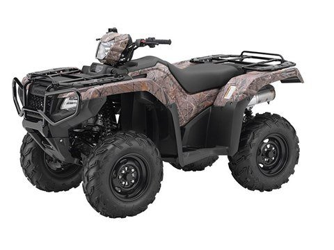 2016 Honda FourTrax® Foreman® Rubicon® 4x4 EPS in Lafayette, Louisiana