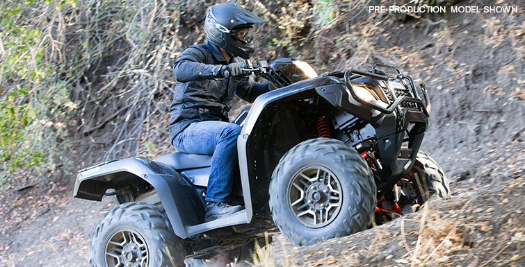 2016 Honda FourTrax® Foreman® Rubicon® 4x4 EPS in Greenwood Village, Colorado