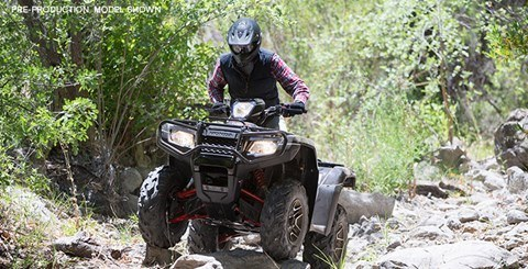 2016 Honda FourTrax® Foreman® Rubicon® 4x4 EPS Deluxe in Greenwood Village, Colorado