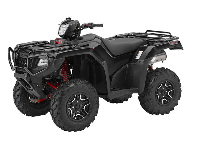 2016 Honda FourTrax® Foreman® Rubicon® 4x4 EPS Deluxe in Harrisburg, Illinois