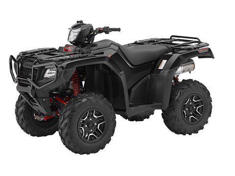 2016 Honda FourTrax® Foreman® Rubicon® 4x4 EPS Deluxe in Lafayette, Louisiana
