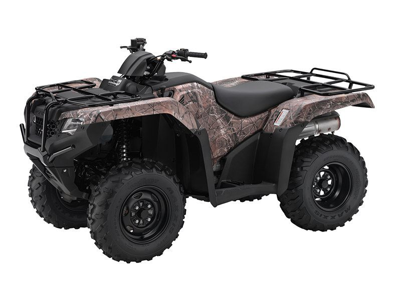 2016 Honda FourTrax® Rancher® 4x4 in Petaluma, California