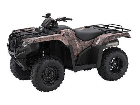 2016 Honda FourTrax® Rancher® 4x4 in Logan, West Virginia