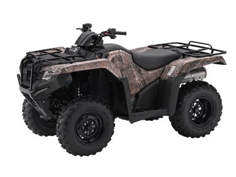 2016 Honda FourTrax® Rancher® 4X4 Automatic DCT in North Little Rock, Arkansas