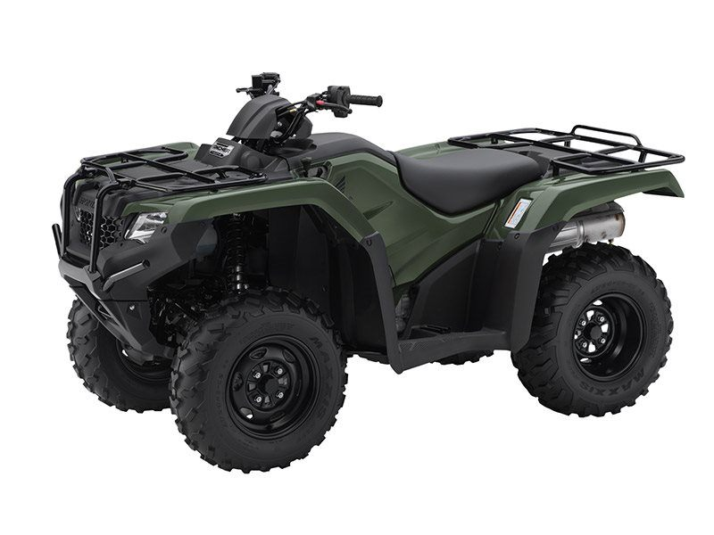 2016 FourTrax Rancher 4X4 Automatic DCT