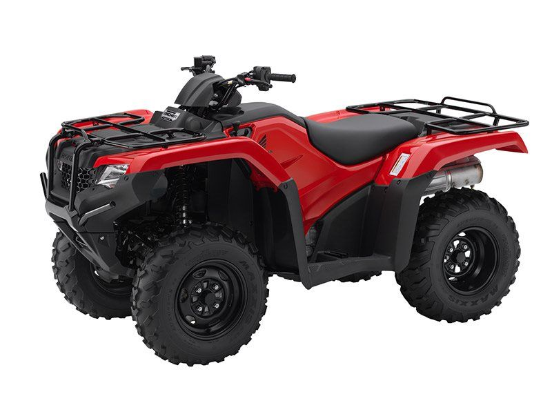 2016 Honda FourTrax® Rancher® 4x4 Automatic DCT in North Reading, Massachusetts