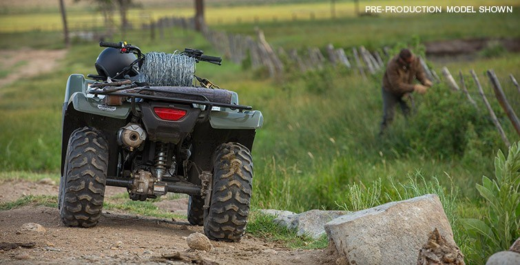 2016 Honda FourTrax® Rancher® 4X4 Automatic DCT IRS EPS in Greenwood Village, Colorado