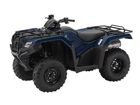 2016 Honda FourTrax® Rancher® 4x4 Automatic DCT Power Steering in Lewiston, Maine