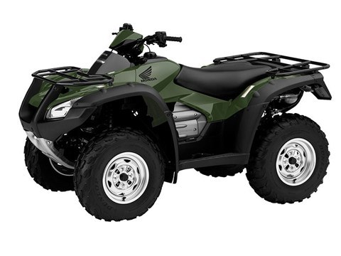 2016 Honda FourTrax® Rincon® in Gulfport, Mississippi
