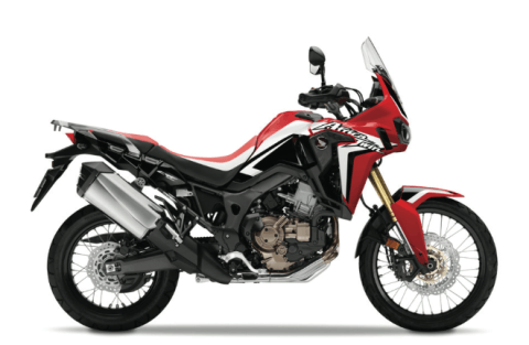 2016 Honda Africa Twin in Sacramento, California