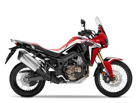 2016 Honda Africa Twin DCT in Des Plaines, Illinois