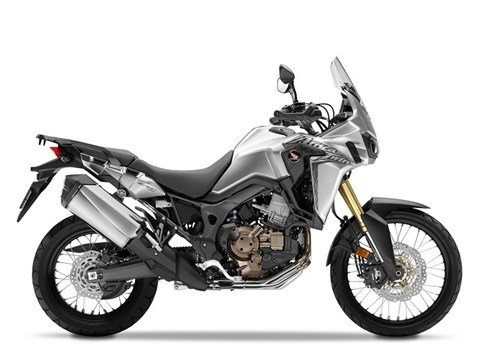 2016 Honda Africa Twin DCT in Hollister, California