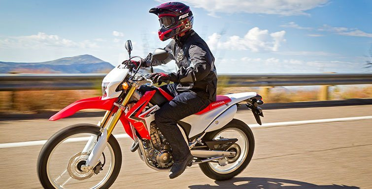 2016 Honda CRF®250L in Greenwood Village, Colorado