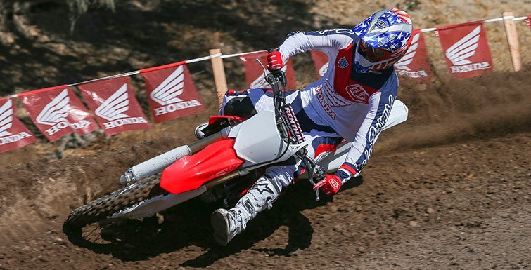 2016 Honda CRF®250R in Corona, California