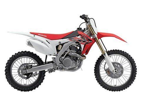 2016 Honda CRF®450R in Maysville, Kentucky