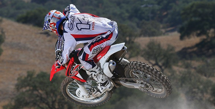2016 Honda CRF®450R in Brighton, Michigan