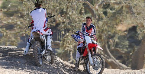 2016 Honda CRF®450R in Greenwood Village, Colorado