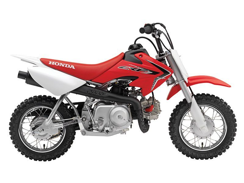 2016 Honda CRF®50F in Petaluma, California