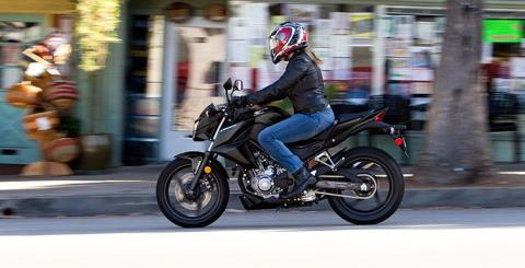 2016 Honda CB300F in Greenwood Village, Colorado