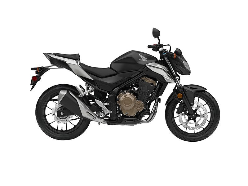 2016 Honda CB500F ABS in Greenwood Village, Colorado