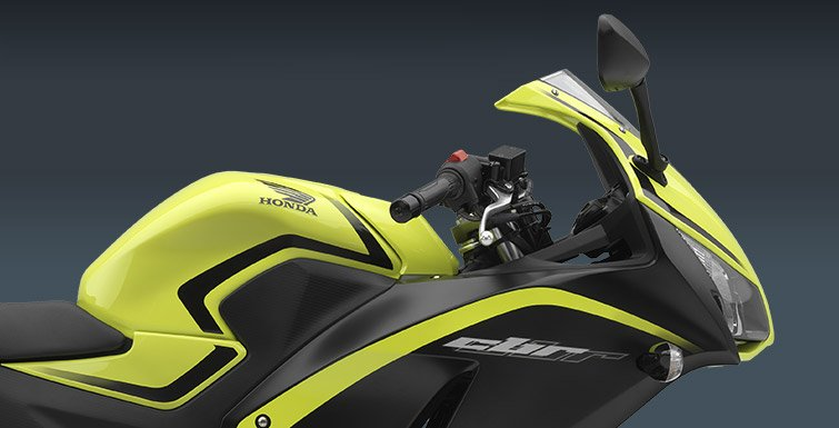 2016 Honda CBR®300R in Columbia, South Carolina