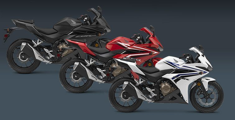 2016 Honda CBR®500R ABS in Greenwood Village, Colorado