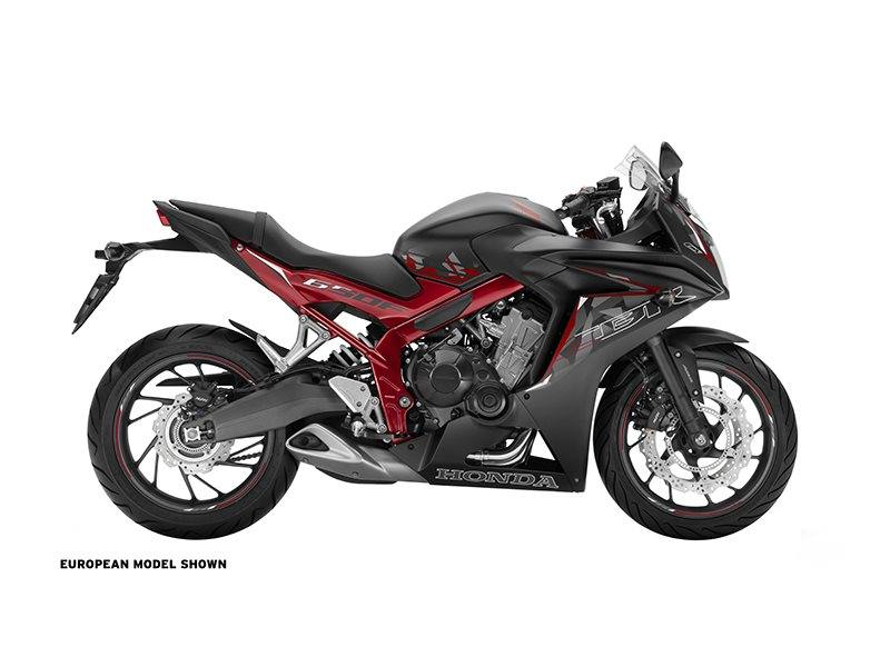 2016 Honda CBR®650F ABS in Fontana, California