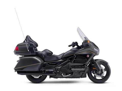 2016 Honda Gold Wing® Airbag in Oak Creek, Wisconsin