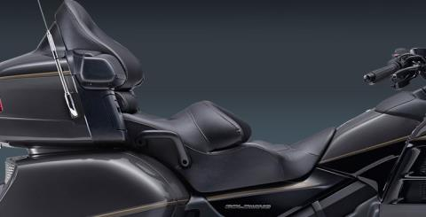2016 Honda Gold Wing® Audio Comfort in Fontana, California