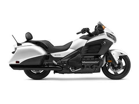 2016 Honda Gold Wing F6B® Deluxe in Maysville, Kentucky