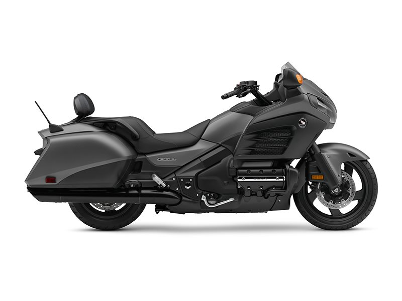 2016 Gold Wing F6B Deluxe