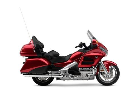 2016 Honda Gold Wing® Navi XM ABS in Greenwood Village, Colorado