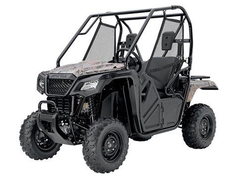 2016 Honda Pioneer™ 500 in Watseka, Illinois