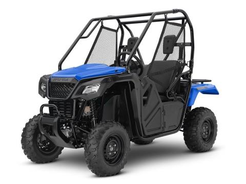 2016 Honda Pioneer™ 500 in Vancouver, British Columbia