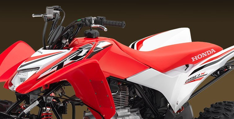 2017 Honda TRX®250X Special Edition in Greenwood Village, Colorado
