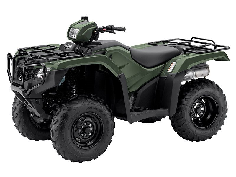 2017 Honda FourTrax® Foreman® 4x4 in Boise, Idaho